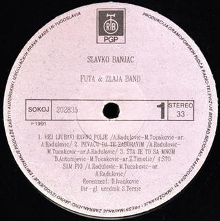 Slavko Banjac - Diskografija  R-382413