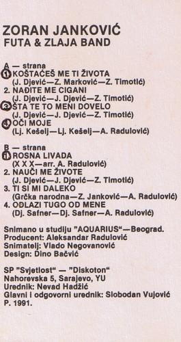 Zoran Zoka Jankovic -Diskografija R-384310