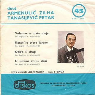Silvana Armenulic - Diskografija  R-388711