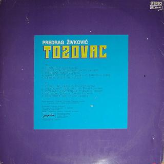 Predrag Zivkovic Tozovac - Diskografija R-389310