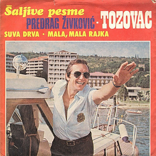 Predrag Zivkovic Tozovac - Diskografija R-396712