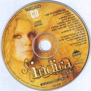 Indira Radic - Diskografija R-400112