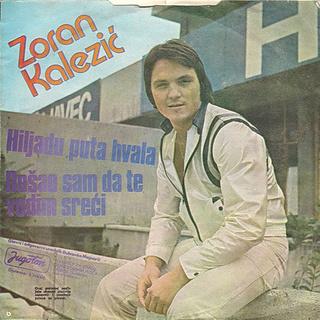 Zoran Kalezic - Diskografija R-401511