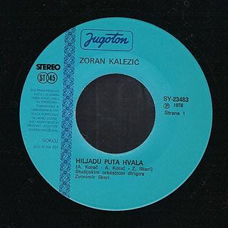 Zoran Kalezic - Diskografija R-401512