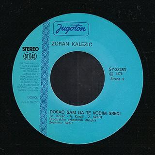 Zoran Kalezic - Diskografija R-401513