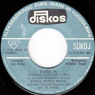 Andrija Era Ojdanic - Diskografija R-407711