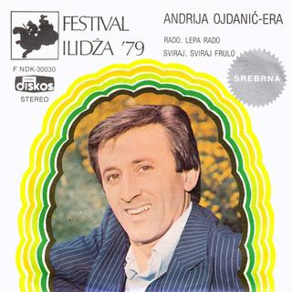 Andrija Era Ojdanic - Diskografija R-407712