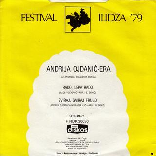 Andrija Era Ojdanic - Diskografija R-407713