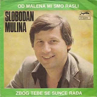 Slobodan Mulina - Diskografija  R-411311