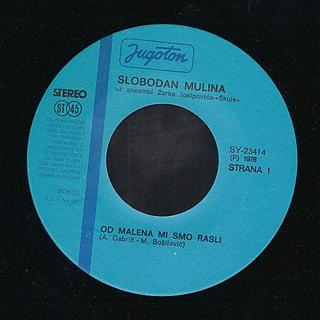 Slobodan Mulina - Diskografija  R-411313