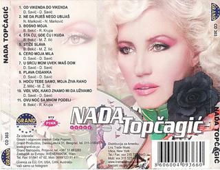 Nada Topcagic - Diskografija R-414214