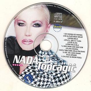 Nada Topcagic - Diskografija R-414215