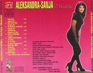 Aleksandra Sanja Maletic - Diskografija R-416111