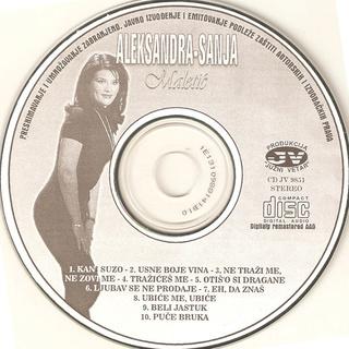 Aleksandra Sanja Maletic - Diskografija R-416112