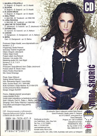 Mira Skoric - Diskografija  R-416615