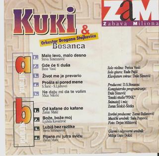 Ivan Kukolj Kuki - Diskografija  R-419115