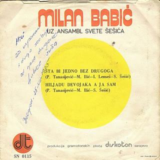 Milan Babic - Diskografija 2 R-419122