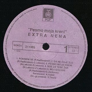 Extra Nena ( Snezana Beric ) - Diskografija  R-420415