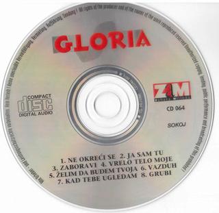 Gloria (Vesna Blagojevic) - Diskografija  R-422121