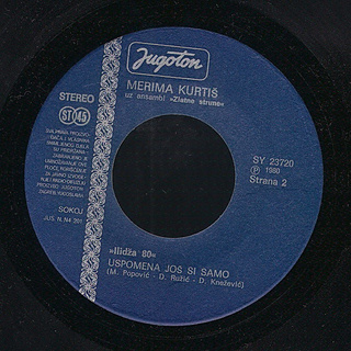 Merima Kurtis Njegomir - Diskografija  R-422817