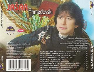 Jasar Ahmedovski - Diskografija R-426120