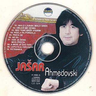Jasar Ahmedovski - Diskografija R-426121