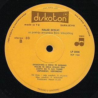 Halid Beslic - Diskografija R-427213
