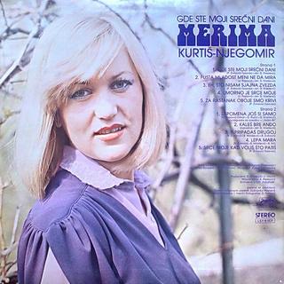 Merima Kurtis Njegomir - Diskografija  R-427515