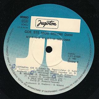 Merima Kurtis Njegomir - Diskografija  R-427517