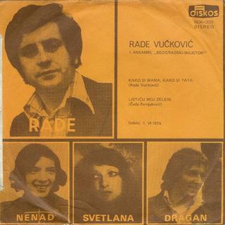 Rade Vuckovic - Diskografija  R-428915