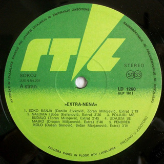 Extra Nena ( Snezana Beric ) - Diskografija  R-432213