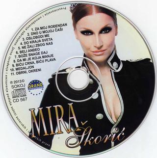Mira Skoric - Diskografija  R-458912