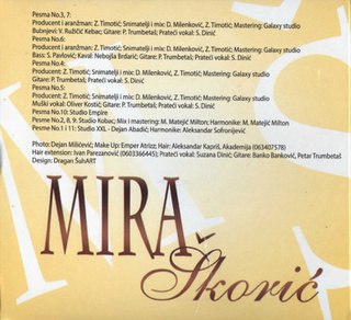 Mira Skoric - Diskografija  R-458914