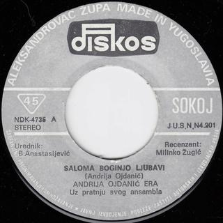 Andrija Era Ojdanic - Diskografija R-461315