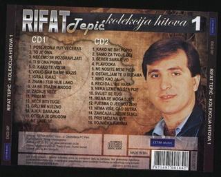 Rifat Tepic - Diskografija 2 R-463911