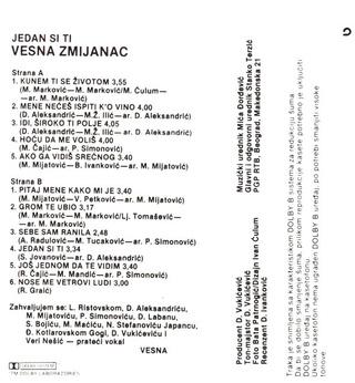 Vesna Zmijanac - Diskografija R-464113