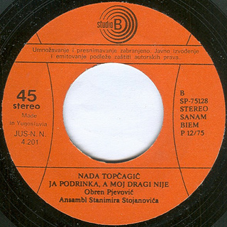 Nada Topcagic - Diskografija R-466316