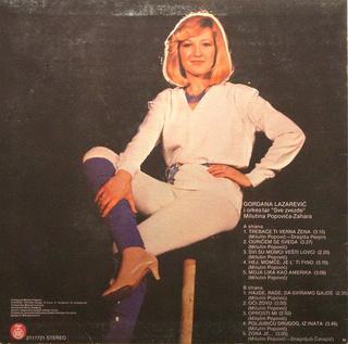 Gordana Lazarevic - Diskografija R-467118