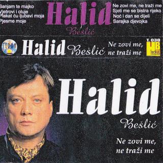 Halid Beslic - Diskografija R-469010