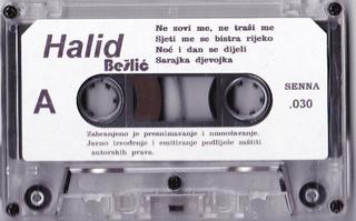 Halid Beslic - Diskografija R-469011