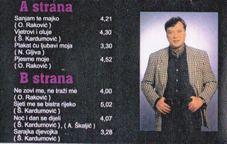 Halid Beslic - Diskografija R-469012