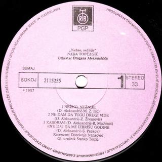 Nada Topcagic - Diskografija R-473012