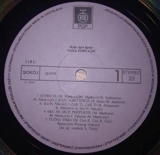 Nada Topcagic - Diskografija R-473112