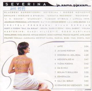 Severina - Diskografija  R-473214