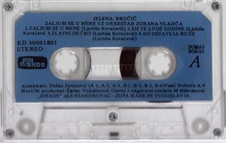 Jelena Brocic -Diskografija R-476310