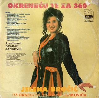 Jelena Brocic -Diskografija R-476317