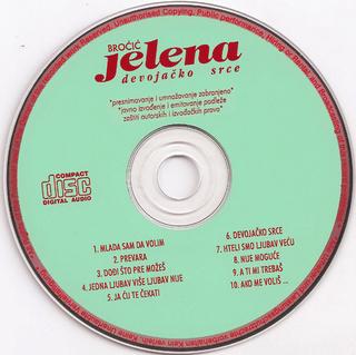 Jelena Brocic -Diskografija R-476320