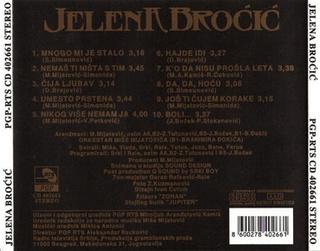 Jelena Brocic -Diskografija R-476419
