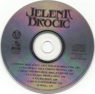 Jelena Brocic -Diskografija R-476420