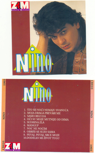 Nikola (Amir) Resic Nino - Diskografija  R-476614